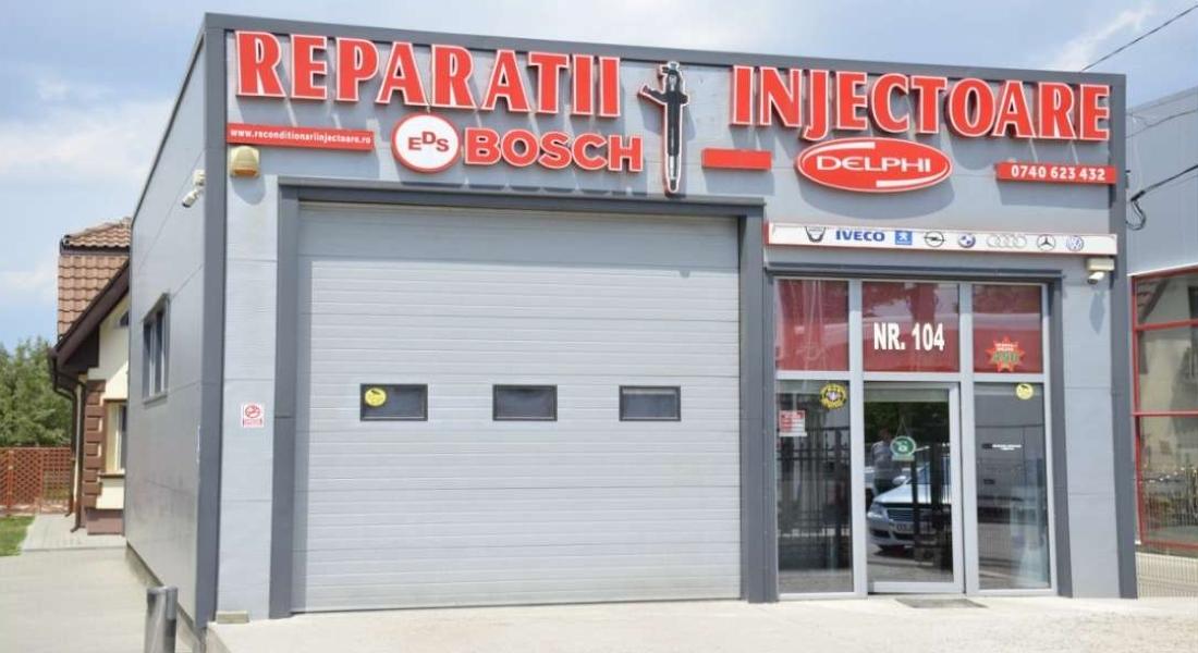 Atelier Reparatii Reconditionare injectoare Buzau, Maracineni