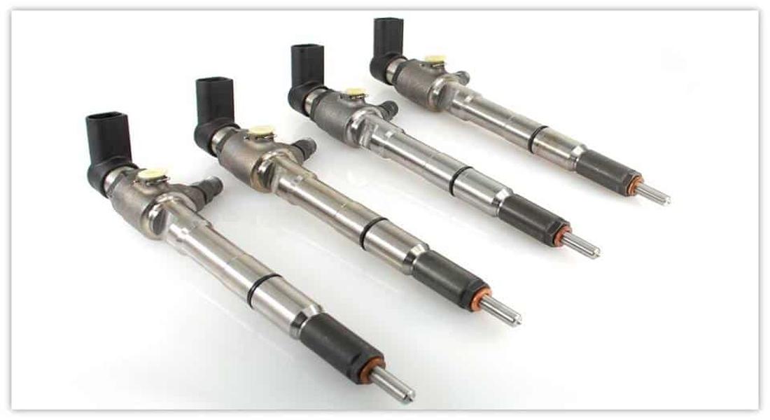 Reconditionare Injectoare Siemens VDO Continental Buzau 1.6 TDY - motor CAYC, CAYB, CAYA